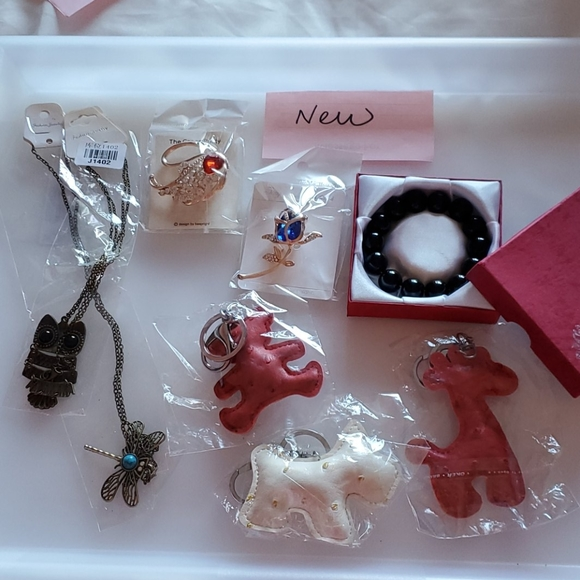 @new@8 items value pack, necklace, bracelet